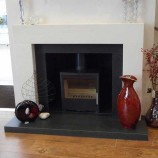 Bespoke Aquarius fireplace