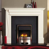 Focus Charlotte wooden fire surround
