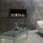 Gazco Studio-2-Profil glass gas fire