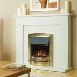KF425_Dimplex-Adagio_Brass_Coal electric fire