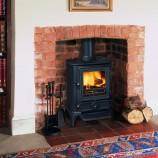 Stovax-Brunel-1A multi fuel stove