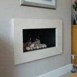 KF879 Bespoke Mycenae gas fire
