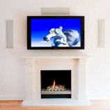 KF895 Bespoke limestone fireplace