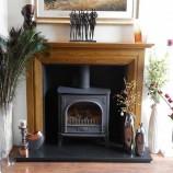 Malham wooden fire surround