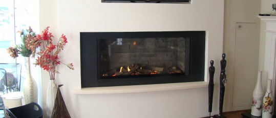 Gazco eclipse gas fire