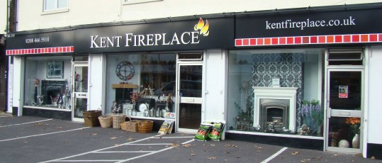 Kent Fireplace shopfront