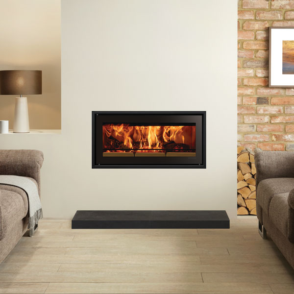 Kitchen Ventless Gas Fireplaces