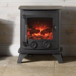 Yeoman-Exmoor electric stove