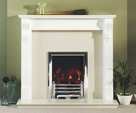 Focus Fireplaces Anna fire surround