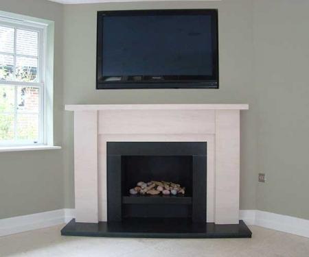Bespoke Fireplace Apollo Granite