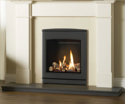 Yeoman CL530 gas fire