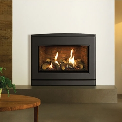Yeoman CL670 gas fire