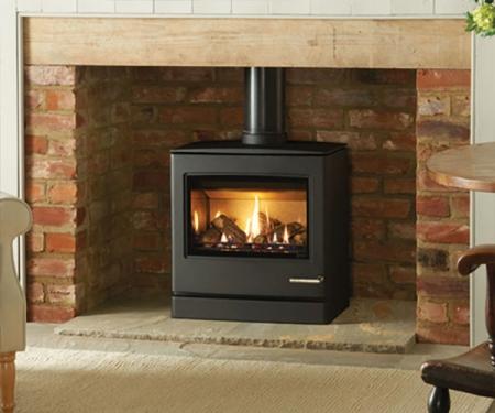Yeoman CL8 gas stove