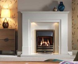 Capital-Acombe-48-Barley White marble fireplace
