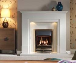 Capital-Acombe-48-Barley White marble fireplace