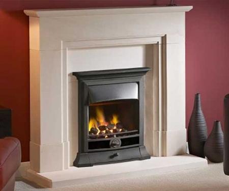 Capital-Acombe-48-Fireplace Portuguese Limestone