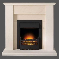 Capital-Avelar-42-Fireplace Portuguese Limestone