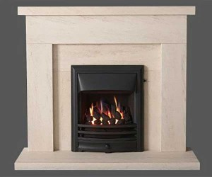 Capital-Belmone-48-Fireplace Portuguese Limestone