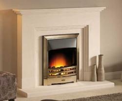 Capital-Dalton-48-Fireplace Portuguese Limestone