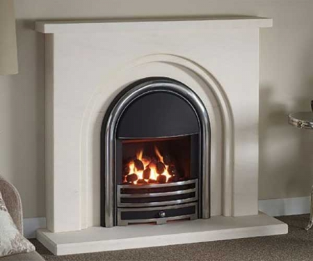 Capital-Fontelo-48-Fireplace Portuguese Limestone