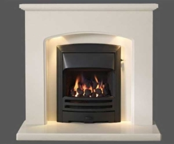 Capital-Murtosa-42-Fireplace Barley White marble