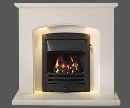 Capital-Murtosa-42-Fireplace Barley White marble