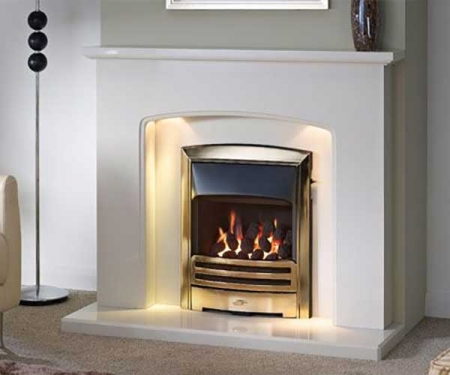 Capital-Murtosa-48-Fireplace Barley White marble