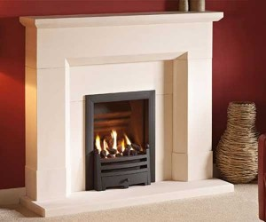 Capital-Parrona-54 Fireplace-Portuguese Limestone