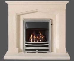 Capital-Swinford-44-Fireplace Portuguese Limestone
