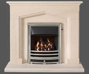 Capital-Swinford-44-Fireplace Portuguese Limestone