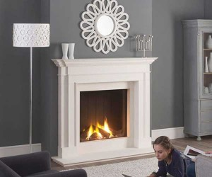 Sovereign Clarence fire surround