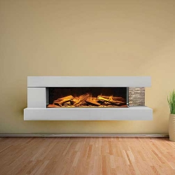 Evonic-Newark electric fire & fireplace