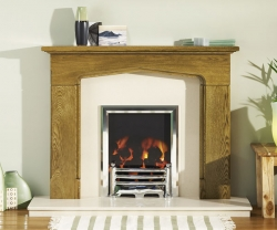 Focus Fireplaces-Ariston fire surround