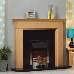 KF923 Focus-Aysgarth timber fire surround