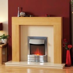 KF925 Focus-Derwent timber fire surround