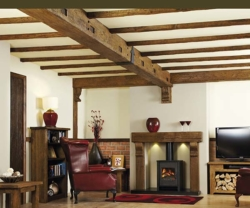 Focus Fireplaces Gatsby fire surround