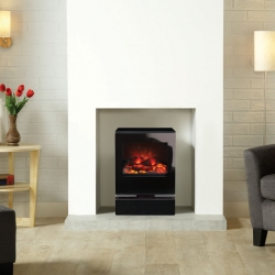 Gazco-Riva-Vision-Midi- electric stove