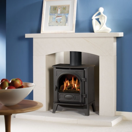 Gazco-Stockton 5 gas log stove