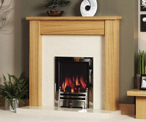 Focus Fireplaces James fire surround
