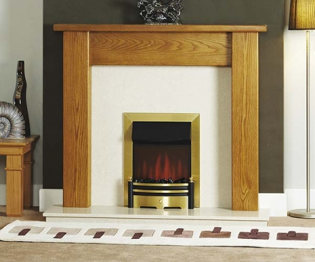 Focus Fireplaces Janine fire surround