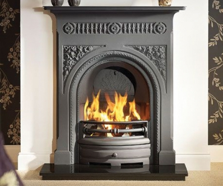 KF120_Capital-Fairburn-36-black cast iron combination fireplace