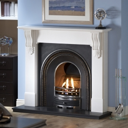 KF122_Warm Home Nuffield-Liberty White marble