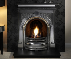 Capital Greenock cast iron combination fireplace