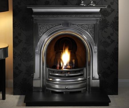 Capital Greenock cast iron combination fireplace