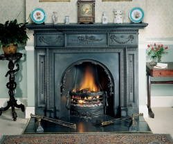 Stovax-William-IV-cast iron fire surround