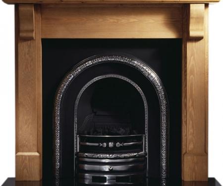 Capital Claydon cast iron fireplace insert