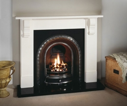 Capital Barnwell cast iron fireplace insert