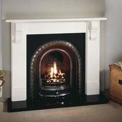 Capital Barnwell cast iron fireplace insert