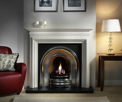 Capital Harlington cast iron fireplace insert