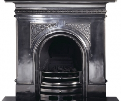 Capital Sydenham combination cast iron fireplace